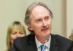 UN's Pedersen Warns of 'Imminent Danger' of Further Escalation in Syria's Idlib