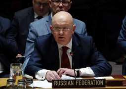 Countries Should Influence Terrorists in Syria to Allow Humanitarian Corridors - Nebenzia