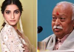 Bollywood actress Sonam terms RSS chief's remarks as 'foolish'