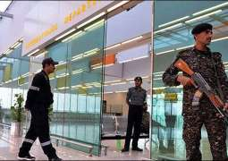 ASF foils drug smuggling attempt at  new Islamabad Airport
