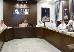سمو الأمير بدر بن سلطان يرأس اجتماعًا لبحث تسريع إطلاق التيار الكهربائي للوحدات السكنية في مشروع واحة مكة