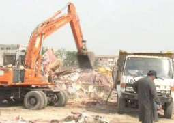 Two Municipal Corporation Rawalpindi officials injured in clash during anti encroachment drive