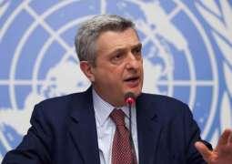 UN Refugees Chief Urges Turkey to Accept Syrians Fleeing Violence in Idlib - UNHCR