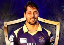 Anwar Ali replaces Umar Akmal in Quetta Gladiators squad