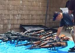 Captured AWOL Sergeant in Southern Kazakhstan Stole Whole Arsenal of Weapons - Authorities