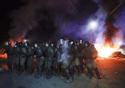 Ukrainian Police Release Most of Protesters Detained During Rallies Against China Evacuees
