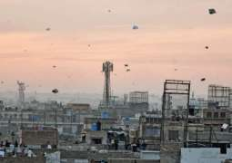 Kite flying, aerial firing were order of day during Basant, Rawalpindi police remain silent spectator