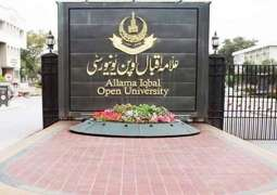 Allama Iqal Open University (AIOU) exams to begin on March 2
