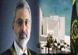 Supreme Court (SC) Justice Qazi Faez Isa accuses PM