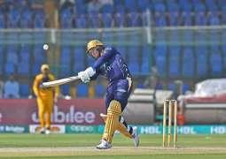 Peshawar Zalmi bags victory against Quetta Gladiators