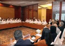 غرفة وكهرباء الشارقة تلتقيان مجموعات العمل القطاعية