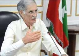 Pakistan to be out of FATF's gray list soon: Defense Minister Pervez Khattak