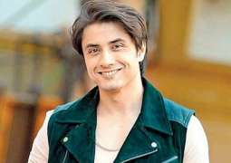 Ali Zafar to come with teaser on new song for PSLV 2020