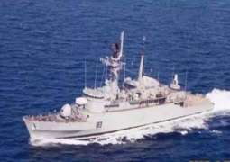 China Geological Survey Ship Concludes Offshore Marine Reasearch Surveys In Pakistan's Exclusive Economic Zone