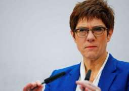 Germany's Christian Democratic Union to Elect New Leader on April 25 - Kramp-Karrenbauer