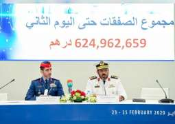 Deals for first and second days of UMEX and SimTEX 2020 exceed AED 624 million