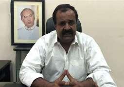 PTI fails to fulfill promises : Syed Hassan Murtaza