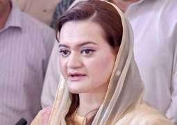 Imran mafia can not hide its stealing by enacting dramas, posting tweets: Maryam Aurangzeb