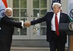 US, India Agree to Create Counter-Narcotics Working Group - Trump