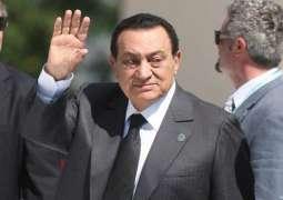 وفاة الرئیس المصري السابق محمد حسني مبارک عن عمر یناھز 91 عاما