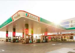 Construction of ENOC's Expo Dubai Ghaf-tree- inspired service station reaches 40%