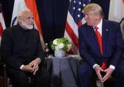 US President appreciates Pakistan's efforts, offers mediation again on Kashmir