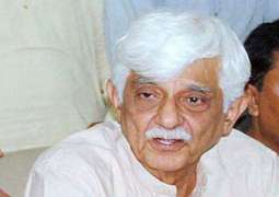 Taj Haider draws attention of Chief Election Commissioner towards controversial letter