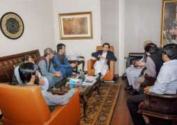 provided maximum jobs and full share in government jobs: Moonis Elahi