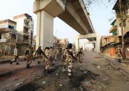 Delhi Chief Minister Urges Indian Government to Send Army to Control Rioters in Capital