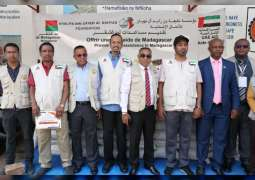 UAE provides food aid to 32,000 families in Madagascar