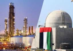 UAE's rapid economic growth fueled by Expo 2020, nuclear energy investment, new gas finds