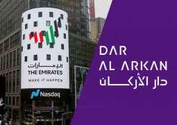 Saudi's Dar Al-Arkan lists US$400 million Sukuk on Nasdaq Dubai