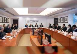 UAE, Mexico hold discussions on strengthening economic cooperation