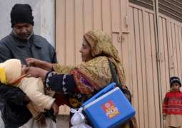 More polio cases reported in Punjab, Baluchistan