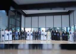"""حاكم عجمان يكرم 33 فائزا بجائزة """" راشد بن حميد للثقافة والعلوم """""""