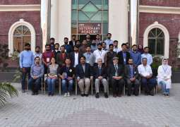 UVAS arranges workshop on Equine Sonography and Basic Farriery