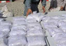 ANF seized 2849.097kg drugs in 21 operations