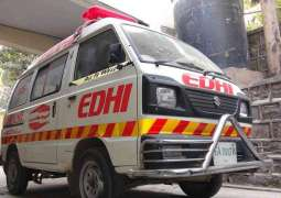 Seven years old girl dies in road mishap in Sargodha