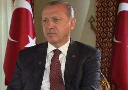 Erdogan to Discuss Syria's Idlib in Phone Talks With Trump, Merkel, Macron, Johnson