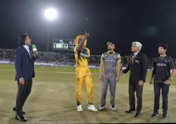 Zalmi down Qalandars in rain curtailed match