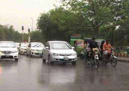 Intermittent rain continues in Islamabad and Rawalpindi