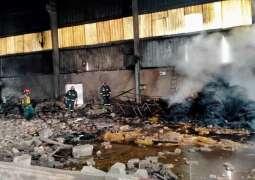 Five Dead in Factory Blast in Pakistan - Reports