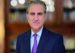 FM Qureshi to represent Pakistan in signing of US-Afghan Taliban peace deal