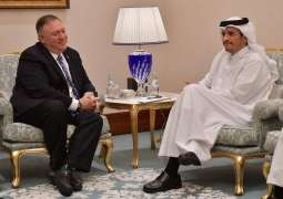 Pompeo Arrives in Qatar to Attend Signing Ceremony of US-Taliban Peace Deal