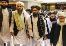 Taliban Representatives Arrive at Ceremony to Sign Peace Deal With US in Doha