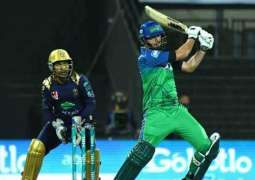Multan Sultans defeat Gladiators by 30 runs at home ground