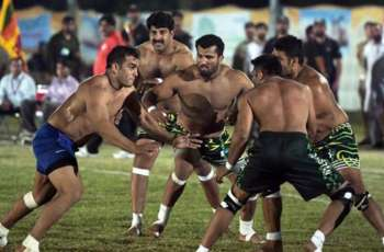 Kabbadi World-cup: Two semi finals will be played today evening in Lahore