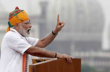 'Modi is fascist'