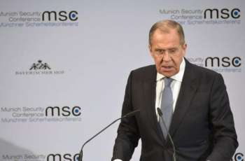 Lavrov Doubts US Middle East Plan's Capacity to Improve Israeli-Palestinian Relations
