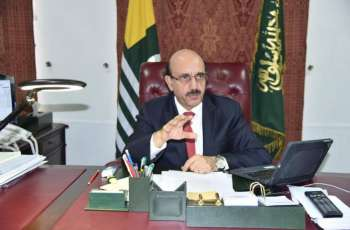 AJK president Masood Khan concludes KL visit on high note